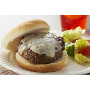 Burger 4 fromage,  sauce...